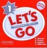 OUP ELT LET´S GO Second Edition 1 CLASS AUDIO CD - FRAZIER, K., HOSK... cena od 208 Kč