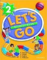 OUP ELT LET´S GO Second Edition 2 STUDENT´S BOOK - FRAZIER, K., HOSK... cena od 312 Kč