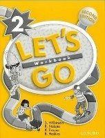 OUP ELT LET´S GO Second Edition 2 WORKBOOK - FRAZIER, K., HOSKINS, B... cena od 193 Kč