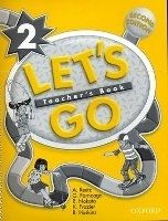 OUP ELT LET´S GO Second Edition 2 TEACHER´S BOOK - FRAZIER, K., HOSK... cena od 498 Kč