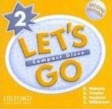 OUP ELT LET´S GO Second Edition 2 CLASS AUDIO CD - FRAZIER, K., HOSK... cena od 439 Kč