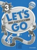 XXL obrazek OUP ELT LET´S GO Second Edition 3 WORKBOOK - FRAZIER, K., HOSKINS, B...