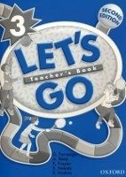 OUP ELT LET´S GO Second Edition 3 TEACHER´S BOOK - FRAZIER, K., HOSK... cena od 498 Kč