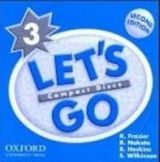 OUP ELT LET´S GO Second Edition 3 CLASS AUDIO CD - FRAZIER, K., HOSK... cena od 439 Kč