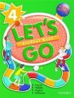 OUP ELT LET´S GO Second Edition 4 STUDENT´S BOOK - FRAZIER, K., HOSK... cena od 309 Kč