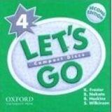 OUP ELT LET´S GO Second Edition 4 CLASS AUDIO CDs /2/ - FRAZIER, K.,... cena od 418 Kč