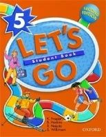 OUP ELT LET´S GO Second Edition 5 STUDENT´S BOOK - FRAZIER, K., HOSK... cena od 309 Kč