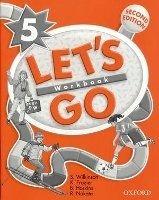 OUP ELT LET´S GO Second Edition 5 WORKBOOK - FRAZIER, K., HOSKINS, B... cena od 202 Kč