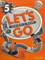 OUP ELT LET´S GO Second Edition 5 TEACHER´S BOOK - FRAZIER, K., HOSK... cena od 473 Kč