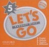 OUP ELT LET´S GO Second Edition 5 CLASS AUDIO CDs /2/ - FRAZIER, K.,... cena od 439 Kč