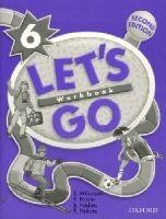 OUP ELT LET´S GO Second Edition 6 WORKBOOK - FRAZIER, K., HOSKINS, B... cena od 202 Kč