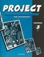 OUP ELT PROJECT 3 WORKBOOK (International English Version) - HUTCHIN... cena od 182 Kč