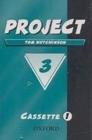 OUP ELT PROJECT 3 CLASS AUDIO CASSETTES /2/ - HUTCHINSON, T. cena od 96 Kč