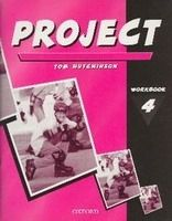 OUP ELT PROJECT 4 WORKBOOK (International English Version) - HUTCHIN... cena od 0 Kč