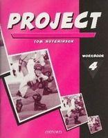 OUP ELT PROJECT 4 WORKBOOK (International English Version) - HUTCHIN... cena od 174 Kč