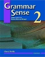 OUP ELT GRAMMAR SENSE 2 STUDENT´S BOOK - PAVLIK, Ch. cena od 536 Kč
