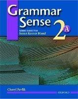 OUP ELT GRAMMAR SENSE 2 STUDENT´S BOOK A - PAVLIK, Ch. cena od 286 Kč