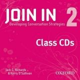 OUP ELT JOIN IN 2 CLASS AUDIO CDs /2/ - O´SULLIVAN, K., RICHARDS, J.... cena od 439 Kč