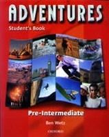 OUP ELT ADVENTURES PRE-INTERMEDIATE STUDENT´S BOOK - WETZ, B. cena od 293 Kč