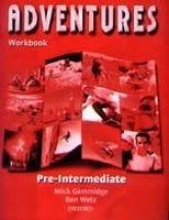 OUP ELT ADVENTURES PRE-INTERMEDIATE WORKBOOK - WETZ, B. cena od 211 Kč