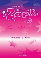 XXL obrazek OUP ELT ZAP! A TEACHER´S BOOK - REILLY, V.