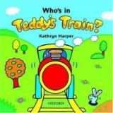 OUP ELT WHO´S IN TEDDY´S TRAIN: STORYBOOK - TOMAS, L. cena od 0 Kč