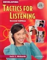 OUP ELT DEVELOPING TACTICS FOR LISTENING Second Edition STUDENT´S BO... cena od 481 Kč