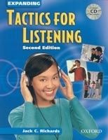 OUP ELT EXPANDING TACTICS FOR LISTENING Second Edition STUDENT´S BOO... cena od 481 Kč