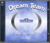 OUP ELT DREAM TEAM 3 CLASS AUDIO CDs /2/ - WHITNEY, N. cena od 410 Kč