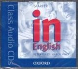 OUP ELT IN ENGLISH STARTER CLASS AUDIO CDs /2/ - VINEY, P. + K. cena od 418 Kč