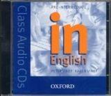 OUP ELT IN ENGLISH PRE-INTERMEDIATE CLASS AUDIO CDs /2/ - VINEY, P. ... cena od 439 Kč