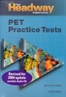 OUP ELT NEW HEADWAY PET PRACTICE TEST PACK - QUINTANA, J. cena od 475 Kč