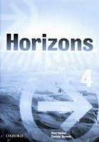 OUP ELT HORIZONS 4 WORKBOOK (International English Edition) - CAMPBE... cena od 181 Kč