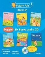 OUP ELT POTATO PALS 1 BOOK + AUDIO CD PACK - JACKSON, P., KIMURA, R. cena od 409 Kč