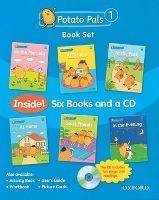 OUP ELT POTATO PALS 1 BOOK + AUDIO CD PACK - JACKSON, P., KIMURA, R. cena od 389 Kč