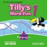 OUP ELT TILLY´S WORD FUN 1 CD-ROM cena od 306 Kč