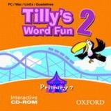 OUP ELT TILLY´S WORD FUN 2 CD-ROM cena od 306 Kč