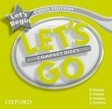 OUP ELT LET´S GO Third Edition LET´S BEGIN CLASS AUDIO CDs /2/ - FRA... cena od 439 Kč