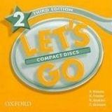 OUP ELT LET´S GO Third Edition 2 CLASS AUDIO CDs /2/ - FRAZIER, K., ... cena od 439 Kč