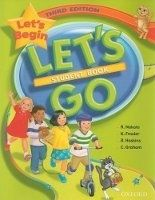 XXL obrazek OUP ELT LET´S GO Third Edition LET´S BEGIN STUDENT´S BOOK - FRAZIER,...