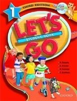 OUP ELT LET´S GO Third Edition 1 STUDENT´S BOOK + CD-ROM - FRAZIER, ... cena od 370 Kč