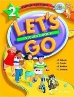 OUP ELT LET´S GO Third Edition 2 STUDENT´S BOOK + CD-ROM - FRAZIER, ... cena od 370 Kč