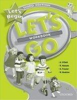 OUP ELT LET´S GO Third Edition LET´S BEGIN WORKBOOK - FRAZIER, K., H... cena od 202 Kč