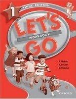 OUP ELT LET´S GO Third Edition 1 WORKBOOK - FRAZIER, K., HOSKINS, B.... cena od 202 Kč