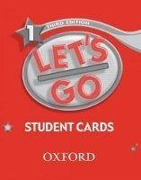 OUP ELT LET´S GO Third Edition 1 STUDENT´S CARDS - FRAZIER, K., HOSK... cena od 459 Kč