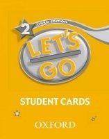 OUP ELT LET´S GO Third Edition 2 STUDENT´S CARDS - FRAZIER, K., HOSK... cena od 459 Kč