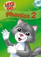 OUP ELT LET´S GO Third Edition 2 PHONICS BOOK + AUDIO CD PACK - FRAZ... cena od 297 Kč