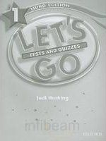 OUP ELT LET´S GO Third Edition 1 TESTS AND QUIZZES - FRAZIER, K., HO... cena od 253 Kč