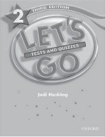 OUP ELT LET´S GO Third Edition 2 TESTS AND QUIZZES - FRAZIER, K., HO... cena od 266 Kč