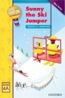 OUP ELT UP AND AWAY READERS 4: SUNNY THE SKY JUMPER - CROWTHER, G. T... cena od 129 Kč